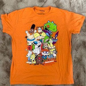 Vintage 90s Nickelodeon T
